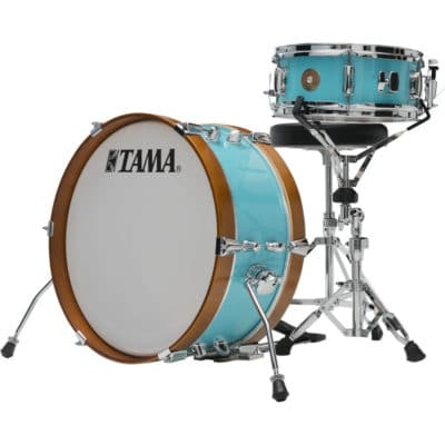 Tama Club jam Mini Aqua Blue
